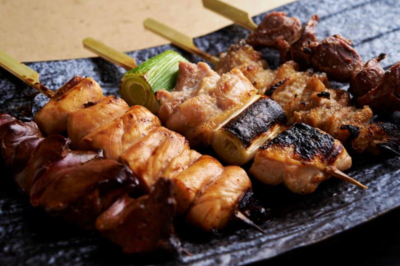 【とりいちず 大井町西口店】の宴会コース