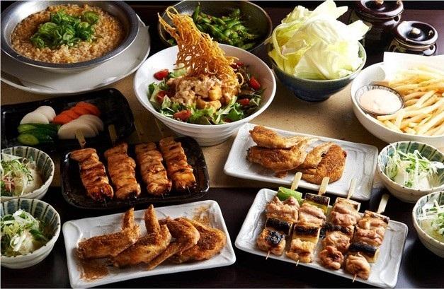 とりいちず 大井町西口店の食べ飲み放題コース